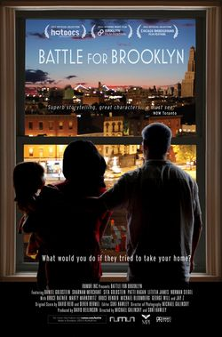 Battle for Brooklyn film poster