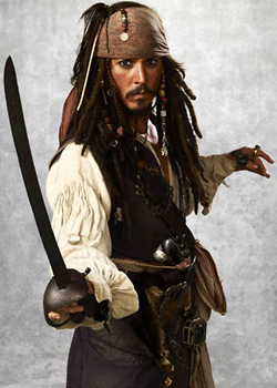 Captain-Jack-Sparrow-with-sword