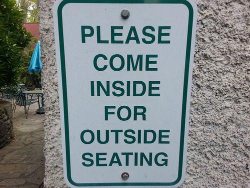Come-inside