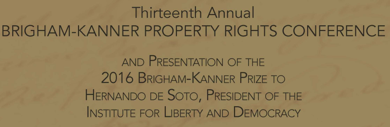 2016 BrighamKanner Property Rights Conference Program_Page_01