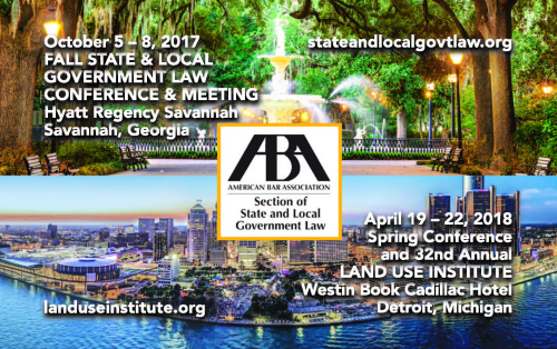 Aba State And Local 2017 Conferences Image