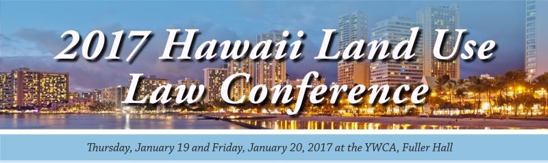 HSBA 2017 Land Use Conference