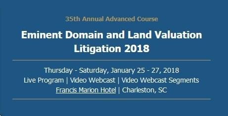 inversecondemnation com: ▫ Land use law